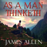 Обложка «As a Man Thinketh»