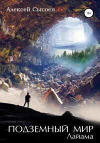Обложка «Подземный мир Лайама»