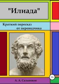 Обложка «Илиада. Краткий пересказ от переводчика»