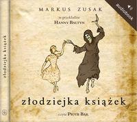 Обложка «Złodziejka książek»