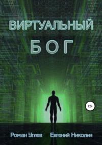 Обложка «Виртуальный Бог»