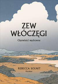 Обложка «Zew włóczęgi - Opowieści wędrowne»