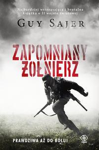 Обложка «Zapomniany żołnierz»