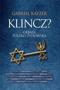 Обложка «Klincz? - Debata polsko - żydowska»