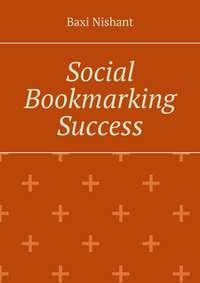 Обложка «Social Bookmarking Success»