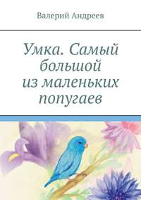 Обложка «Умка. Самый большой измаленьких попугаев»