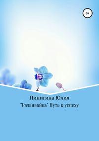 Обложка ««Развивайка» Путь к успеху»