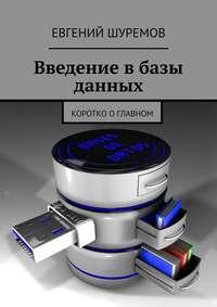 Обложка «Введение вбазы данных. Коротко о главном»