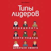 Обложка «Типы лидеров»