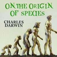 Обложка «On the Origin of Species»