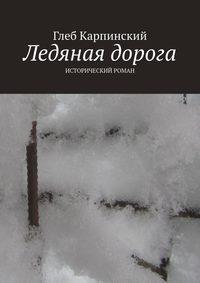 Обложка «Ледяная дорога. Исторический роман»