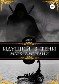 Обложка «Идущий в тени»