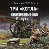 Обложка «Три «котла» красноармейца Полухина»