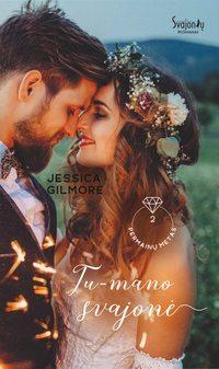 Обложка «Tu – mano svajonė. Antra knyga»
