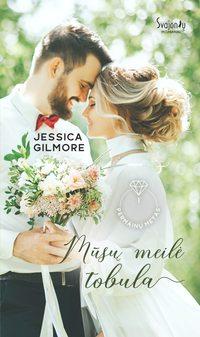 Обложка «Mūsų meilė tobula. Pirma knyga»