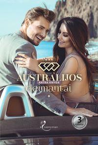 Обложка «Australijos deimantai. Antra knyga»
