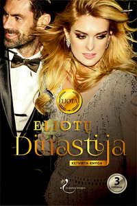 Обложка «Eliotų dinastija. Ketvirta knyga»