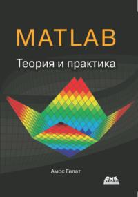 Обложка «MATLAB®. Теория и практика»