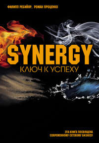 Обложка «Синергия: ключ к успеху»