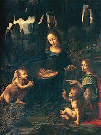 Обложка «Леонардо да Винчи. Жизнь и творчество в 500 картинах»