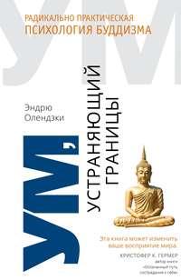 Обложка «Ум, устраняющий границы. Радикально практическая психология буддизма»