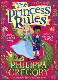 Обложка «The Princess Rules»