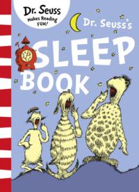 Обложка «Dr. Seuss's Sleep Book»