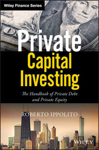 Обложка «Private Capital Investing»