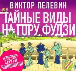 Пелевин Виктор Олегович Тайные виды на гору Фудзи обложка