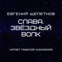 Щепетнов Евгений Владимирович Звёздный Волк обложка