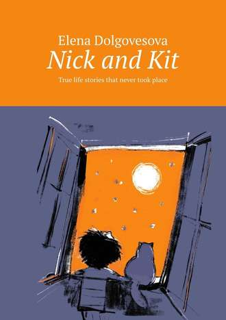 Обложка «Nick and Kit. True life stories that never took place»