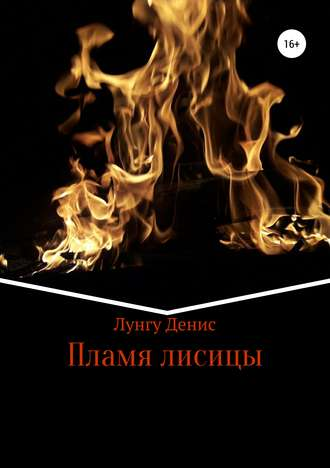 Обложка «Пламя лисицы»
