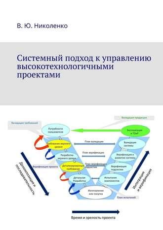 Обложка «Системный подход куправлению высокотехнологичными проектами»