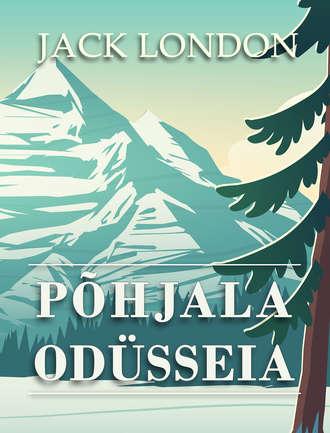 Обложка «Põhjala odüsseia»
