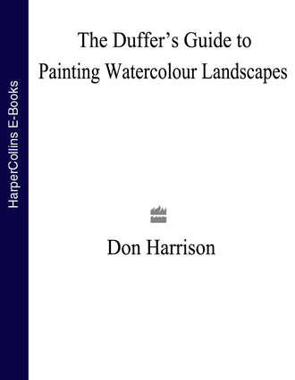 Обложка «The Duffer's Guide to Painting Watercolour Landscapes»