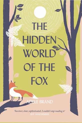 Обложка «The Hidden World of the Fox»