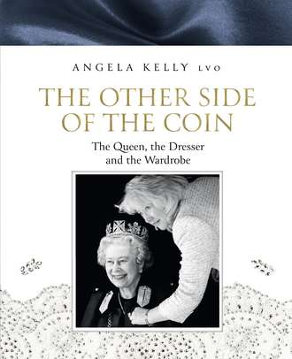 Обложка «The Other Side of the Coin: The Queen, the Dresser and the Wardrobe»