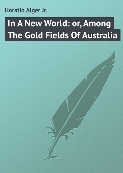 Alger Horatio Jr. In A New World: or, Among The Gold Fields Of Australia alger horatio jr bernard brooks adventures the experience of a plucky boy