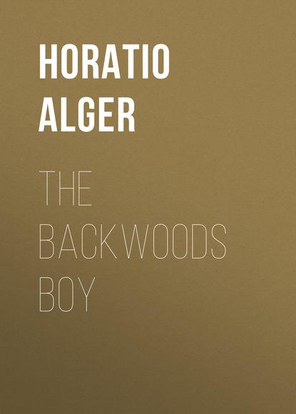 Alger Horatio Jr. The Backwoods Boy alger horatio jr bernard brooks adventures the experience of a plucky boy