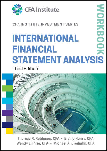 Фото - Elaine Henry International Financial Statement Analysis Workbook willi brammertz unified financial analysis
