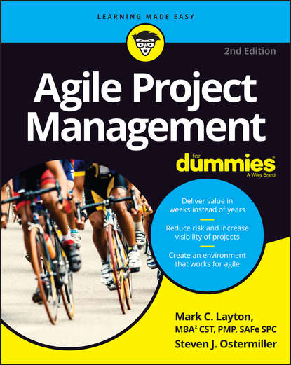 Фото - Steven Ostermiller J. Agile Project Management For Dummies stanley portny e project management for dummies