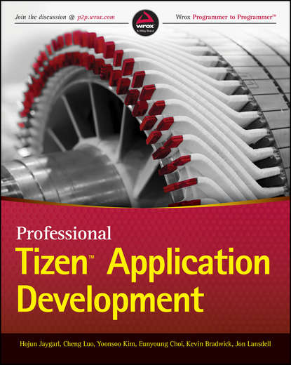 Cheng Luo Professional Tizen Application Development