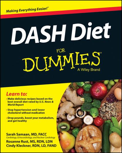 Cynthia Kleckner DASH Diet For Dummies