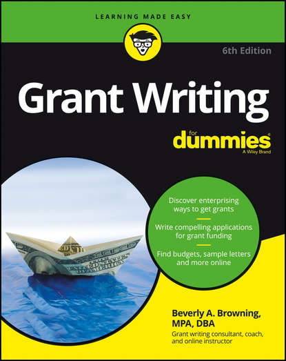 Beverly Browning A. Grant Writing For Dummies amanda mccarthy writing resumes and cover letters for dummies australia nz