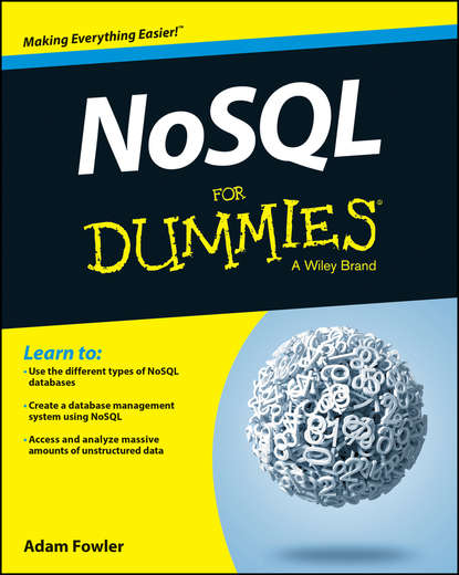 Adam Fowler NoSQL For Dummies недорого