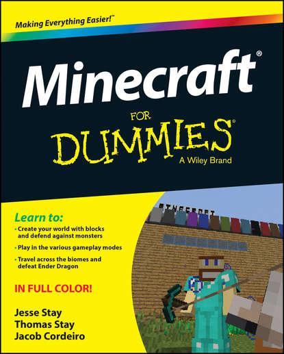 Jesse Stay Minecraft For Dummies