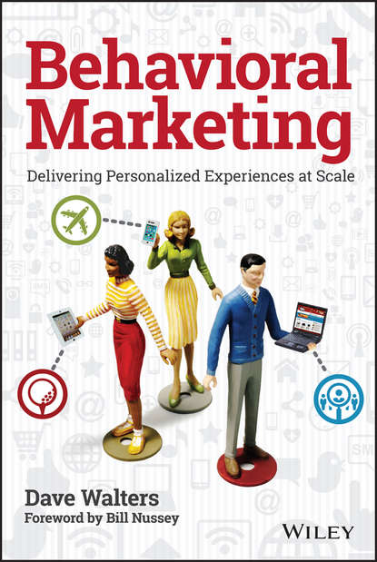 Dave Walters Behavioral Marketing. Delivering Personalized Experiences At Scale entrepreneurial marketing