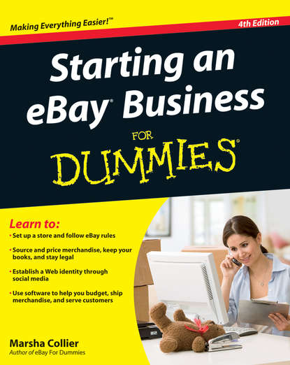 Marsha Collier Starting an eBay Business For Dummies ebay