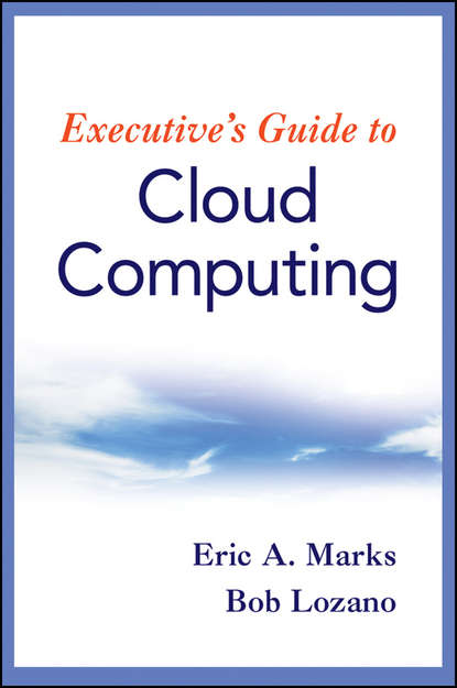 Bob Lozano Executive's Guide to Cloud Computing ben halpert auditing cloud computing a security and privacy guide