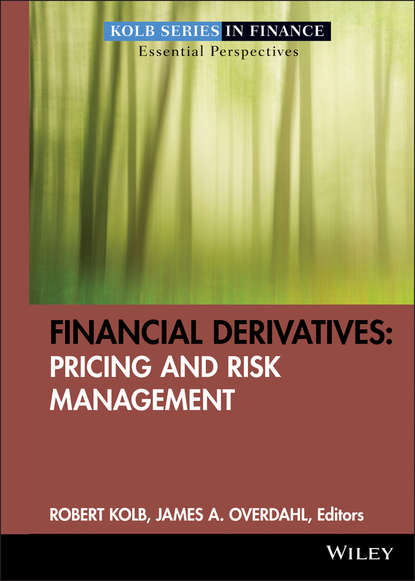 Robert Kolb W. Financial Derivatives. Pricing and Risk Management gordon peery f the post reform guide to derivatives and futures